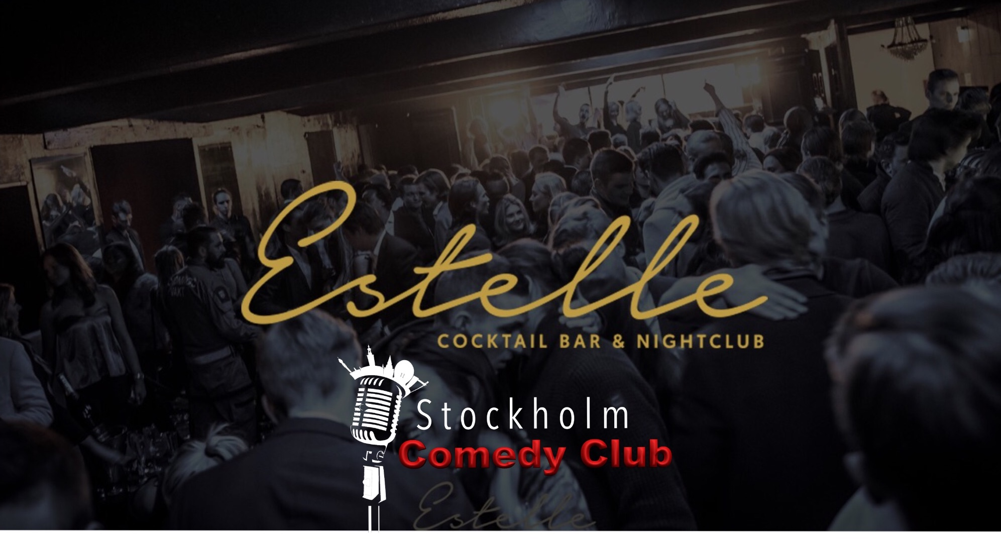 stockholm comedy club estelle